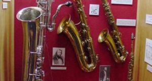 История саксофона