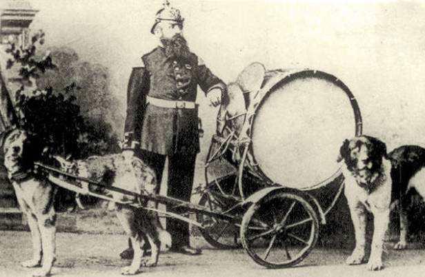 История барабана