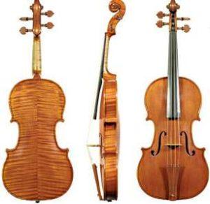 История скрипки
