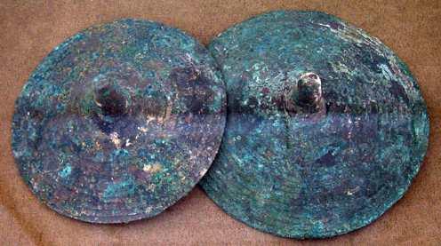 Древние кимвалы
